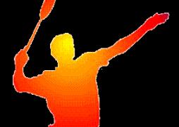 专业羽毛球